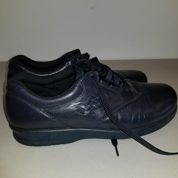 7f63cae8a SAS Women s FREE TIME Black Comfort Shoes Sz 9 N. M 5bf1de9ad6dc524f8f4bbfc9